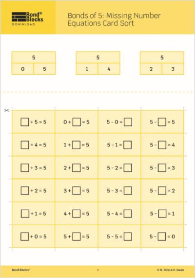 13 Easier Card Sort
